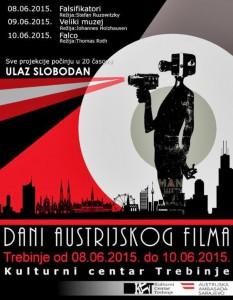 Dani austrijskog filma video