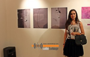 "Otvorena izložba ""Drawing experiments"" – Umjetnost veza studenta"