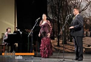 Jadranka Jovanović i Oliver Njego: Operski velikani oduševili trebinjsku publiku