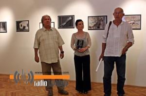 """Изложба """"Два света"""" представљена требињској публици"""