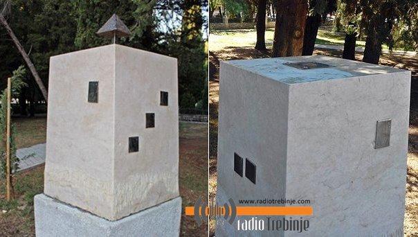 Вандализам: Оштећена скулптура Ђорђа Арнаута