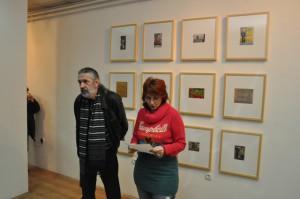 Изложба радова Радислава Ратка Вучинића