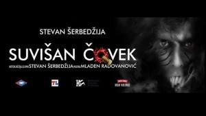 Најава: Премијера монодраме Стевана Шербеџије