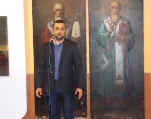 Отворена изложба слика Атанасија Поповића