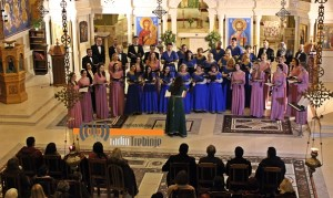 Заједнички наступ хорова из Требиња и Будве (ВИДЕО)