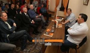 """Михајло Тодић промовисао књигу """"Kако је фудбал порастао?"""" (ВИДЕО)"""