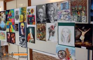 Изложба ученичких радова: Школарци инспирисани Републиком Српском