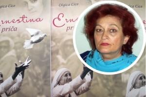 Роман промовисан у Новом Саду: Мајка Тереза у литерарном виђењу Олгице Цице