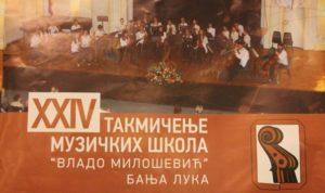 Ученици Музичке школе освојили 12 награда на такмичењу у Бањалуци