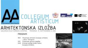 """Најава изложбе: """"Collegium artisticum 2017"""" у Требињу"""