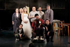 Градско позориште Требиње награђено у Убу Игор Сврдлин-глумац вечери