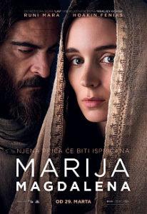 """Најава биоскопа:""""МАРИЈА МАГДАЛЕНА""""  ОД 29. МАРТА ДО 3. АПРИЛА 2018. у 18.00 ЧАСОВА"""