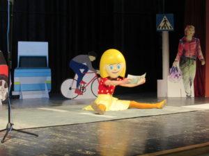 """Дјечија представа """"Мирко"""" изведена за најмлађе суграђане"""