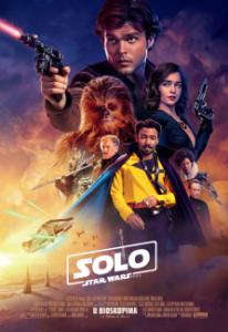 Најава биоскопа: СОЛО: ПРИЧА РАТОВА ЗВИЈЕЗДА (SOLO: A STAR WARS STORY)  ОД 31. МАЈА ДО 5. ЈУНА 2018. у  20.00 ЧАСОВА