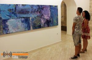 Savremena umjetnost Republike Srpske pred trebinjskom publikom