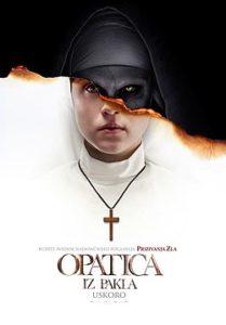 Најава биоскопа: ОПАТИЦА ИЗ ПАКЛА (THE NUN)  ОД 6. ДО 11. СЕПТЕМБРА 2018. у 20.00 ЧАСОВА