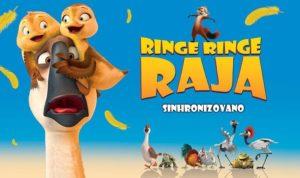 Najava bioskopa: RINGE RINGE RAJA (DUCK DUCK GOOSE)  OD 20. DO 24. SEPTEMBRA 2018. U 18.00 ČASOVA