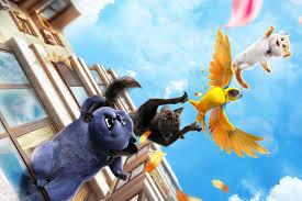 Најава биоскопа: ТАЈНЕ АВАНТУРЕ МАЧАКА (CATS AND PEACHTOPIA)  ОД 18. ДО 23. ОКТОБРА 2018. у 18.00 ЧАСОВА