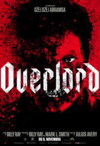 Најава биоскопа: ОПЕРАЦИЈА ОВЕРЛОРД (OVERLORD)ОД 8. ДО 13. НОВЕМБРА 2018. у 18.00 ЧАСОВА