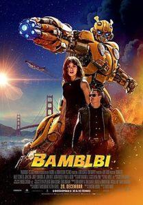 Најава биоскопа:БАМБЛБИ (BUMBLEBEE) ОД 20. ДО 25. ДЕЦЕМБРА 2018. у 20.00 часова