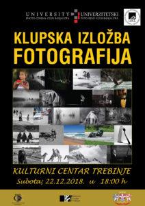 NAJAVA: IZLOŽBA FOTOGRAFIJA
