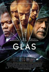 НАЈАВА БИОСКОПА:ГЛАС (GLASS) ОД 17. ДО 22. ЈАНУАРА 2019. У 20.00 ЧАСОВА