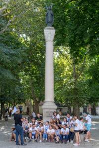 Споменик херојима за слободу Требиња 1914-1918.године