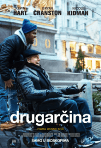 Najava bioskopa:DRUGARČINA (THE UPSIDE) OD 28. FEBRUARA DO 5. MARTA 2019. u 20.00 ČASOVA