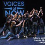 """НАЈАВА:  КУЛТУРНИ ЦЕНТАР ТРЕБИЊЕ – ПОЗОРИШНА ПРЕДСТАВА  """"The Voices of Now"""""""