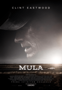 Najava bioskopa: MULA (THE MULE) OD 21. DO 26. MARTA 2019. u 18.00 ČASOVA