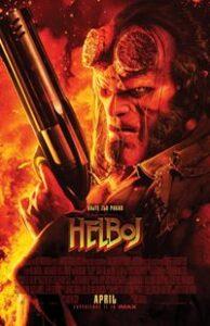 Најава биоскопа: ХЕЛБОЈ (HELLBOY) ОД 11. ДО 16. АПРИЛА 2019. у 20.00 ЧАСОВА