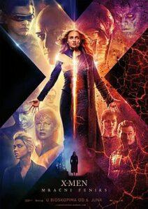 Најава биоскопа: X-MEN: МРАЧНИ ФЕНИКС (X-MEN: DARK PHOENIX) ОД 6. ДО 11. ЈУНА 2019. у 20.00 ЧАСОВА