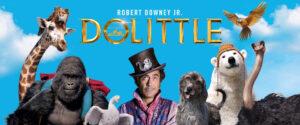 Najava bioskopa: DULITL (DOLITTLE) OD 23. DO 28. JANUARA 2020. 18.00 ČASOVA