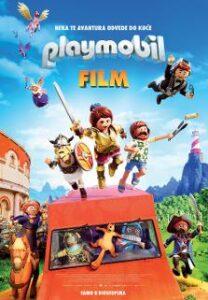 Најава биоскопа: ПЛЕЈМОБИЛ ФИЛМ (PLAYMOBIL: THE MOVIE) ОД 5/6/8/9 и 10 .  ДЕЦЕМБРА 2019. 18.00 ЧАСОВА